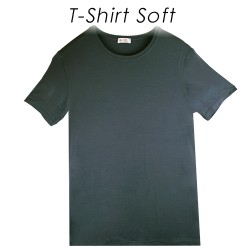 T-Shirt Soft anthrazit