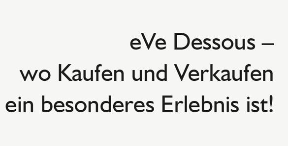 c70f0339e58363 eVe Dessous Beratung - EVE Dessous Online Shop